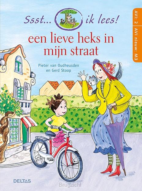 Ssst... ik lees! Een lieve heks in mijn straat (AVI 2 - AVI nieuw M3)