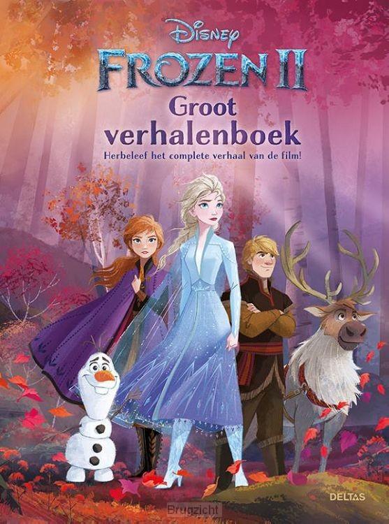 Disney Frozen 2 groot verhalenboek