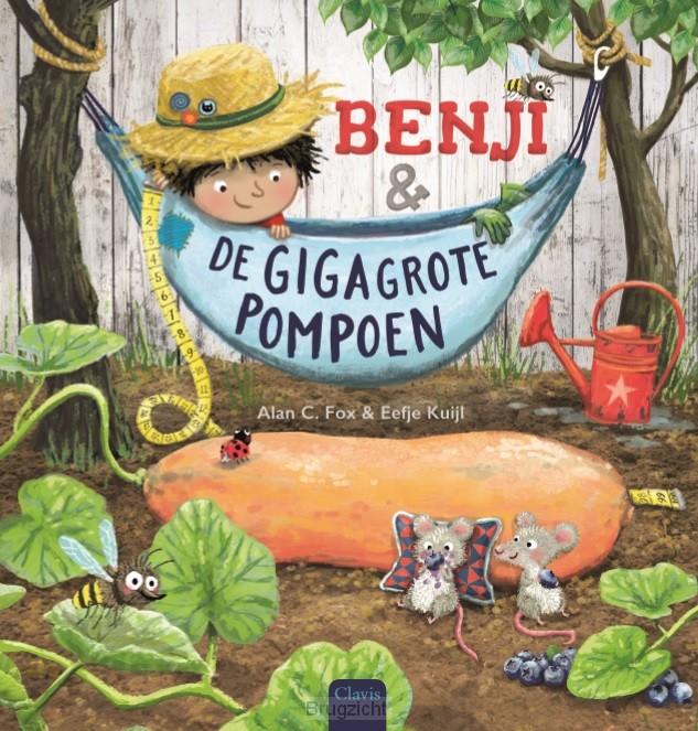 Benji & de gigagrote pompoen