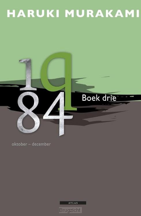 1q84 / Boek 3 oktober - december