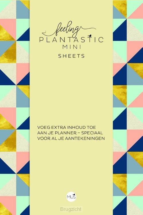 Pockets MINI - Feeling Plantastic