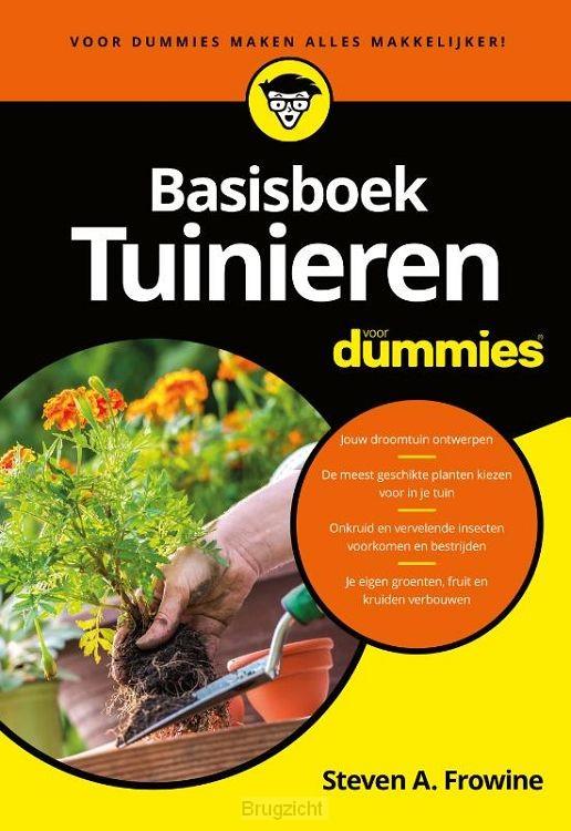 Basisboek Tuinieren voor Dummies