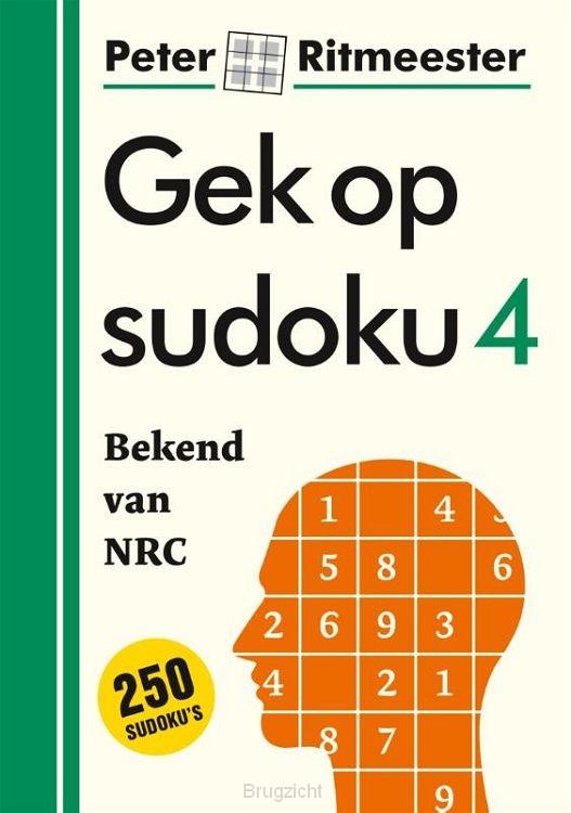 Gek op sudoku 4