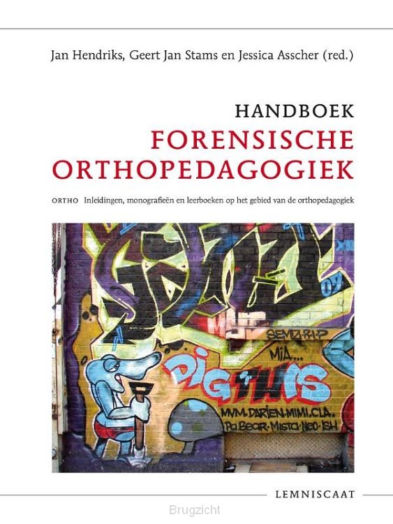 Handboek Forensische Orthopedagogiek