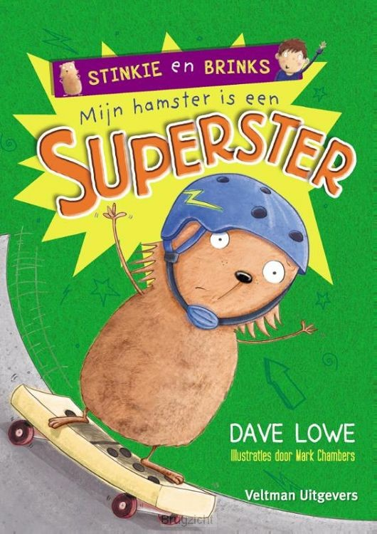 Mijn hamster is een superster