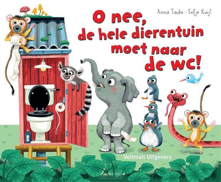 Oh nee, de hele dierentuin moet naar de wc!