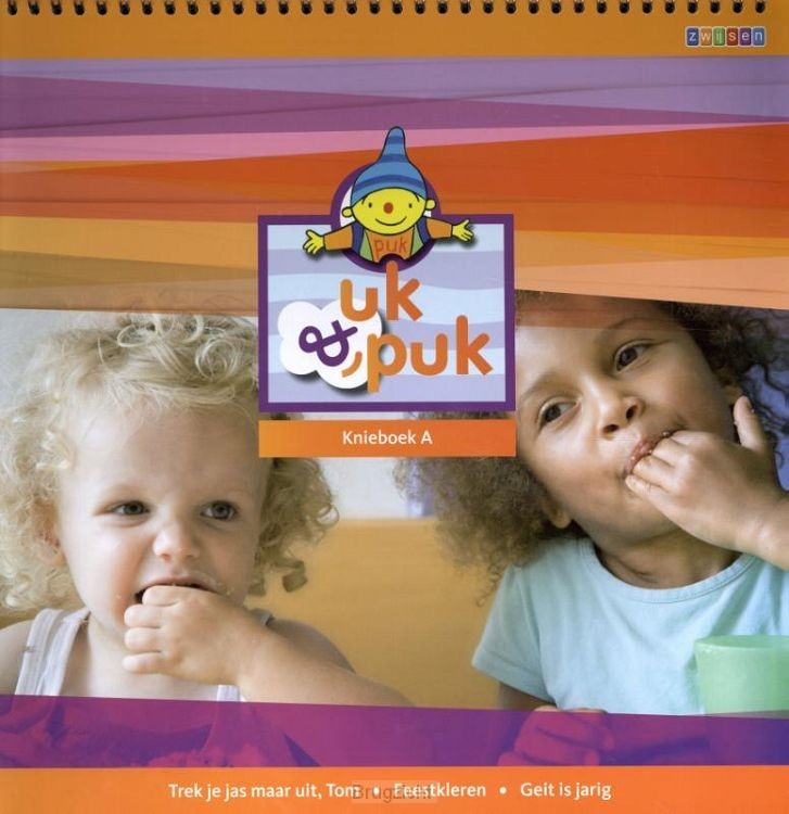 UK & PUK KNIEBOEK A