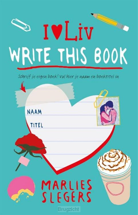Write this book