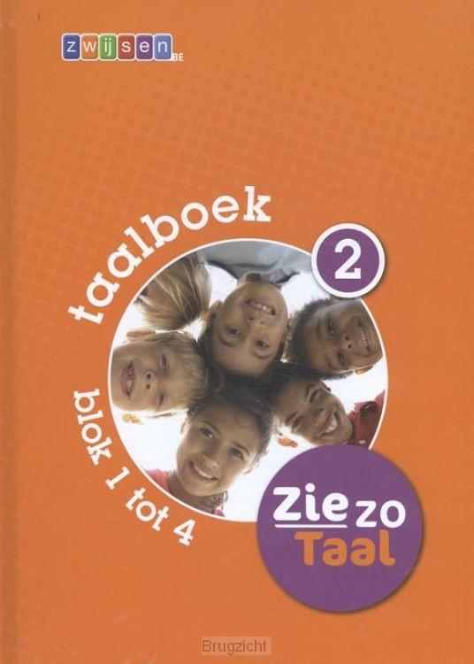2 blok 1 tot 4 / Ziezo taal / taalboek