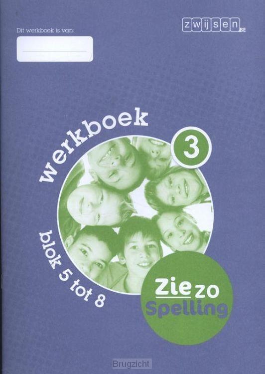 Blok 5 tot 8 / ZZS / Werkboek 3