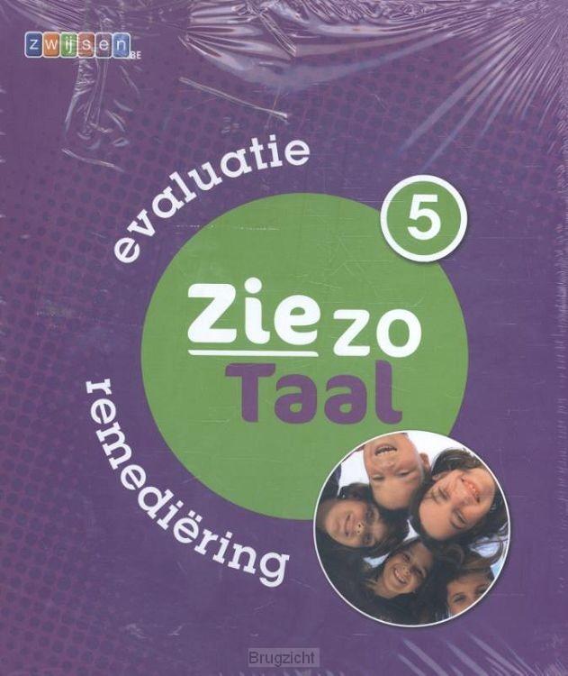 Deel 5 / Ziezo taal / evaluatie remediëring