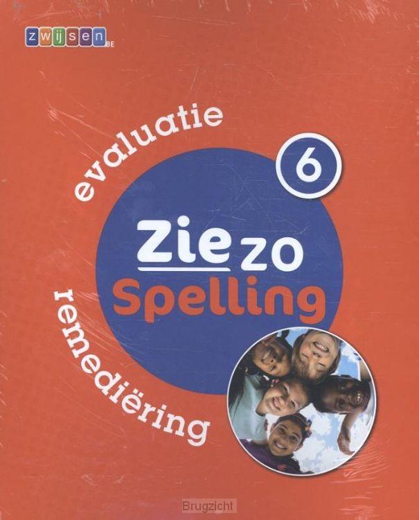deel 6 / Ziezo spelling / Evaluatie remediëring