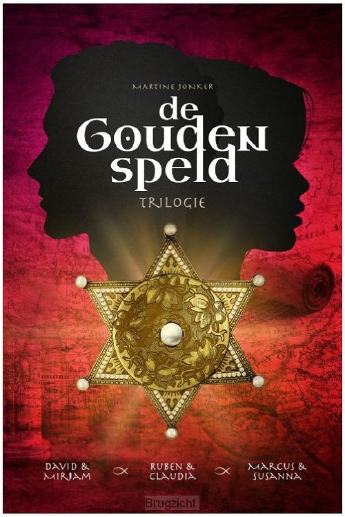 De Gouden Speld trilogie