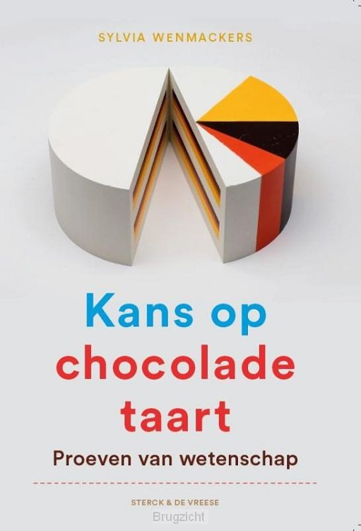 Kans op chocoladetaart