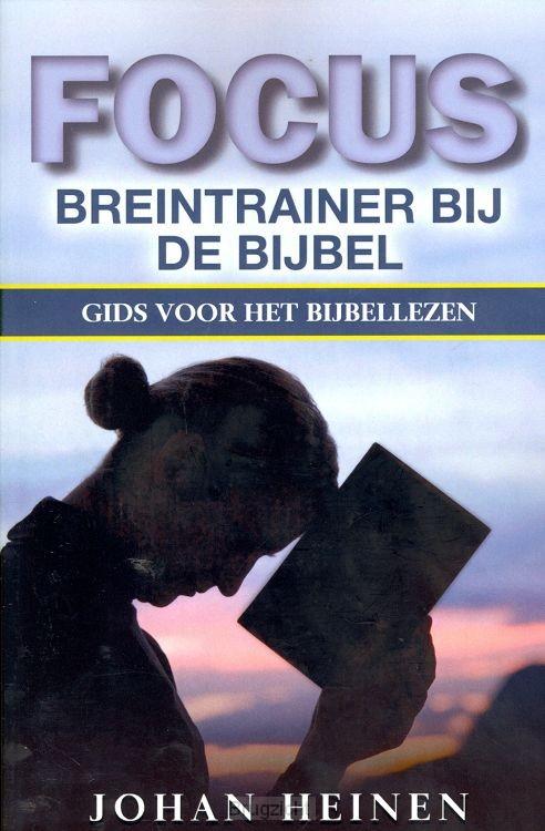 Focus breintrainer bij de bijbel