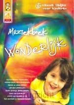 Wonderlijk - Muziekboek