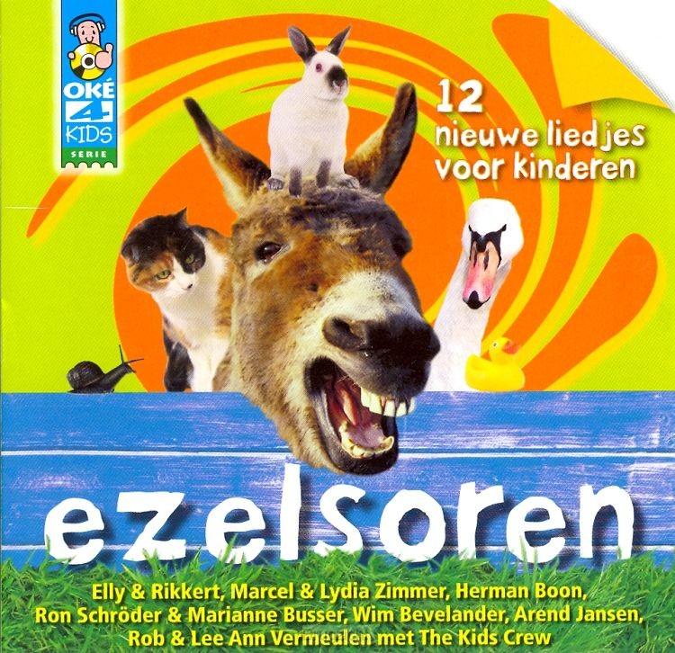 Ezelsoren - CD