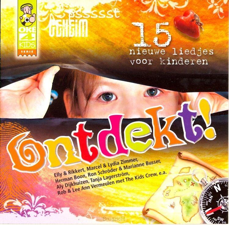 Ontdekt ! - CD