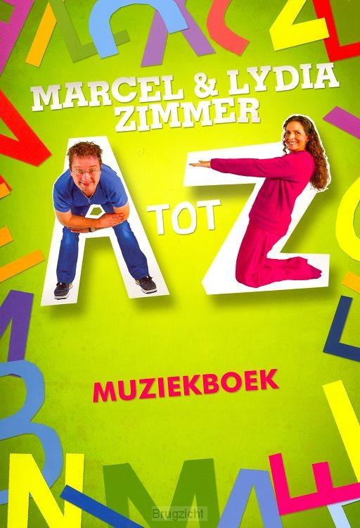 A tot Z -Muziekboek-
