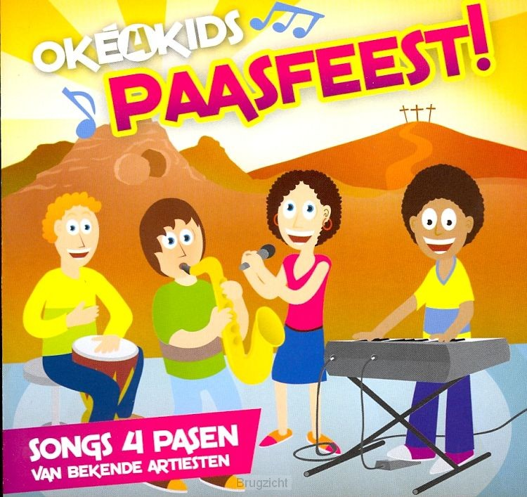 CD Paasfeest!