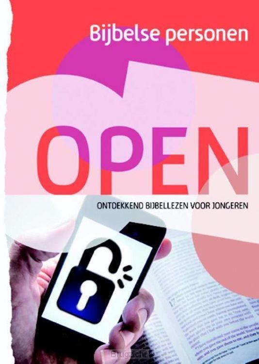Open: Bijbelse personen
