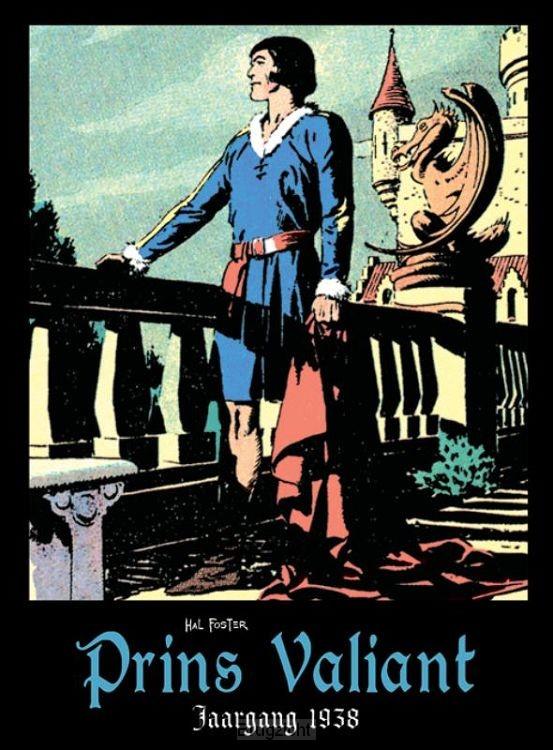 Prins Valiant / Jaargang 1938 2