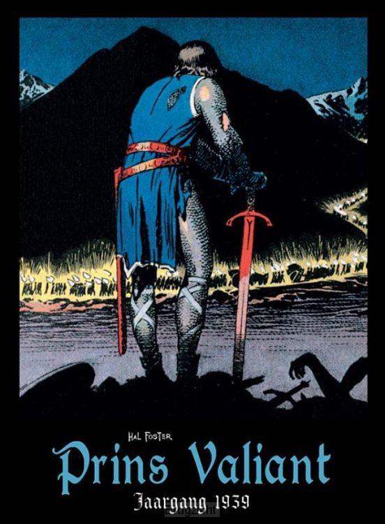 Prins Valiant / Jaargang 1939