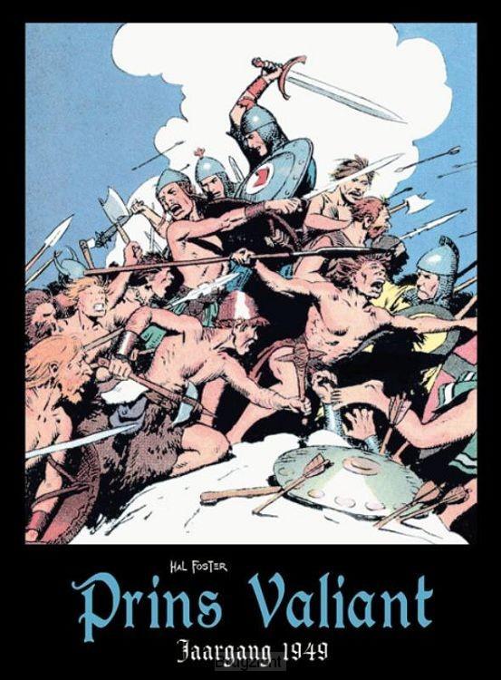 Prins Valiant / Jaargang 1949