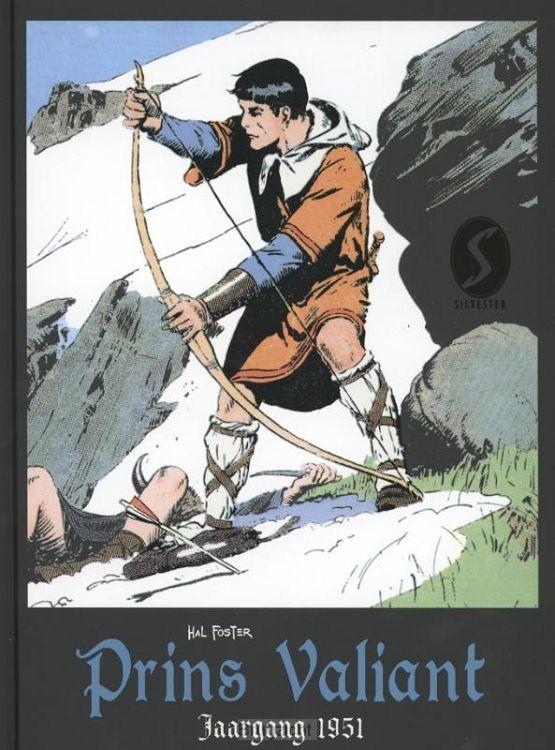 Prins Valiant / Jaargang 1951