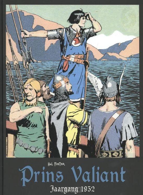 Prins Valiant / Jaargang 1952