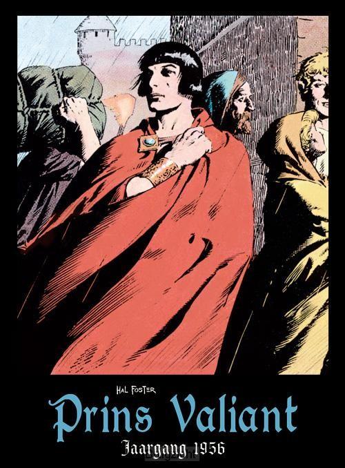Prins Valiant / 20. Jaargang 1956