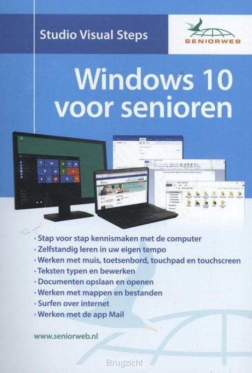 Cursusboek Windows 10 voor senioren