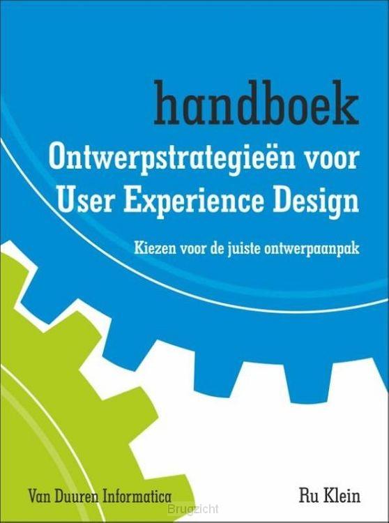 Ontwerpstrategieën voor user experience design