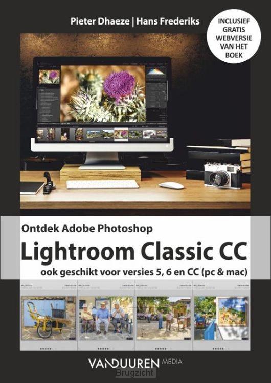 Ontdek Adobe Photoshopp Lightroom Classic CC