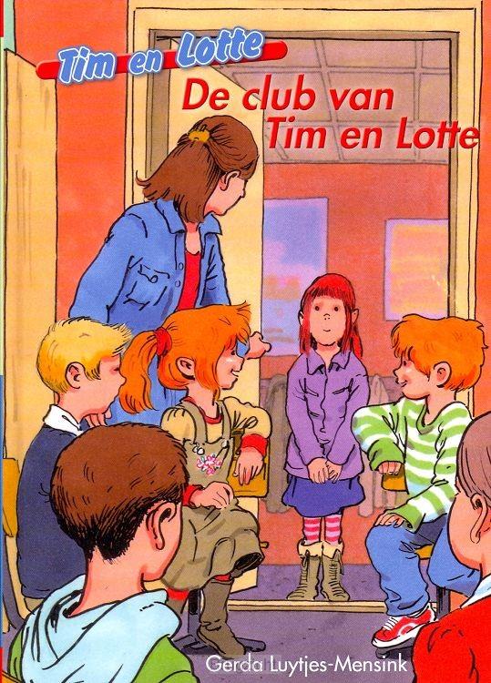 De club van Tim en Lotte