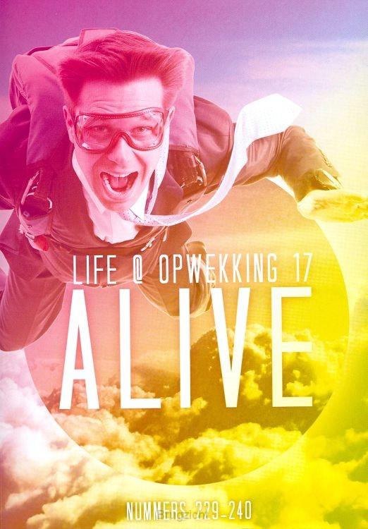 Opwekking muziekboekje Alive