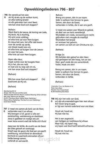 Opwekking tekstaanv 41 (796-807)