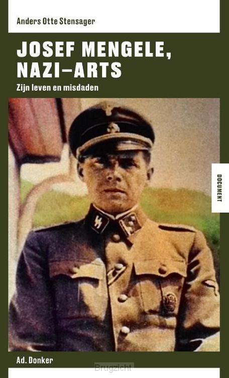 Josef Mengele, Nazi - Arts
