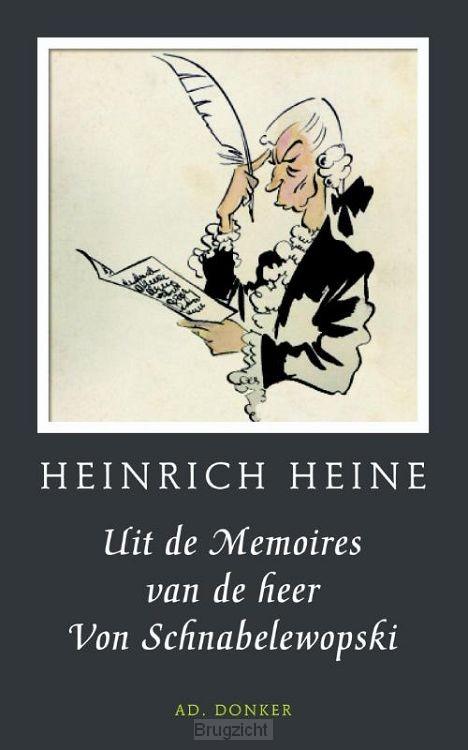 Uit de memoires van de heer von Schnabelewopski