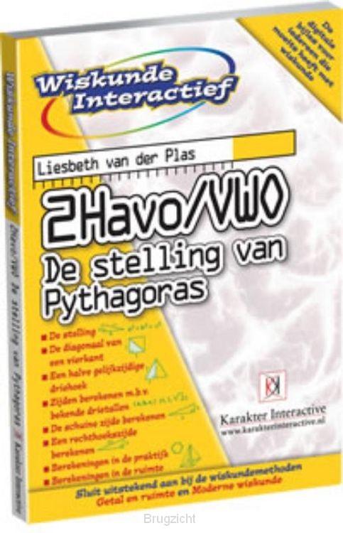 Wiskunde Interactief / 2Havo/vwo De stelling van Pythagoras