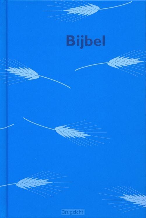 Bijbel nbg blauw aren schoolbijbel