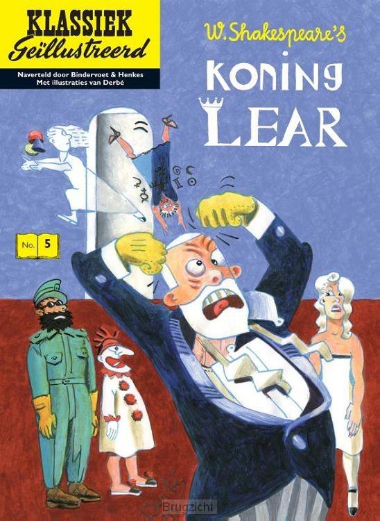 de tragedie van Koning Lear