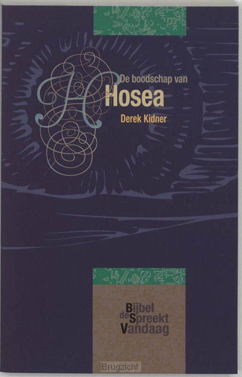 De boodschap van Hosea