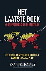 Laatste boek Super trends in de eindtij