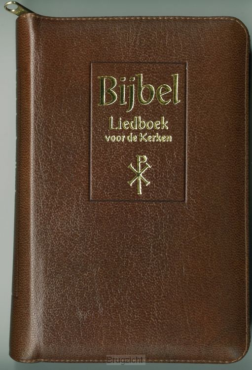 Bijbel nbg med 123812+Liedboek br lr gs