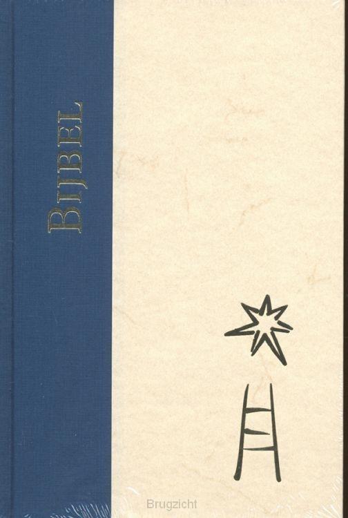 Bijbel nbv 14x21 met dcb blauw