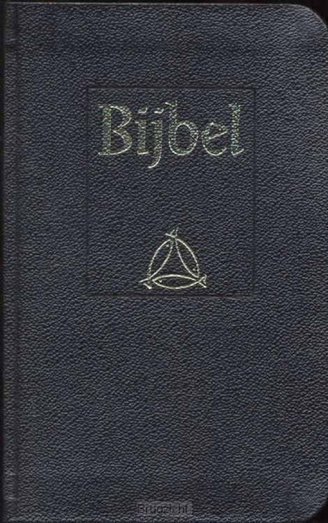 Bijbel nbg medio 803301 zwart klsn.