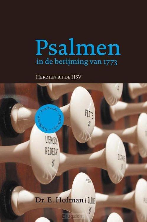 Psalmen in de berijming van 1773