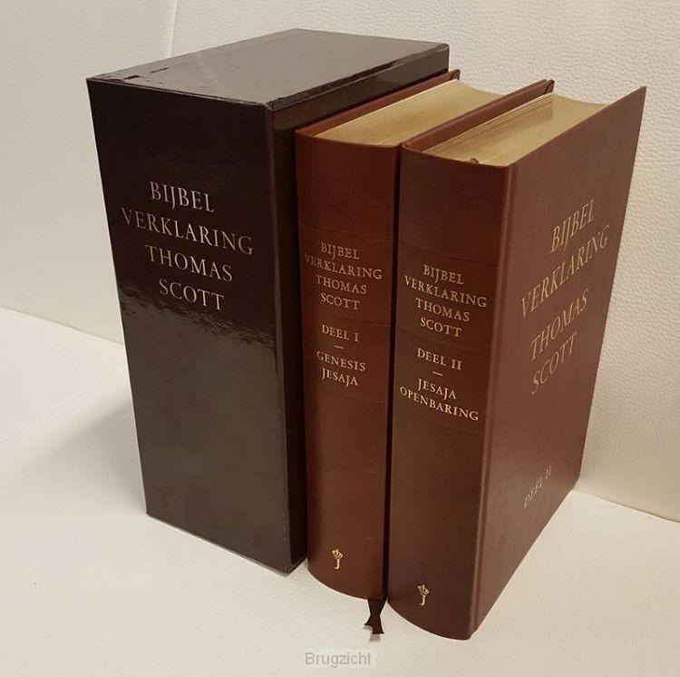 Bijbelverklaring Thomas Scott