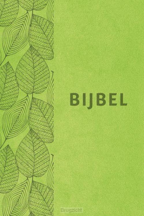 Bijbel HSV - vivella groen